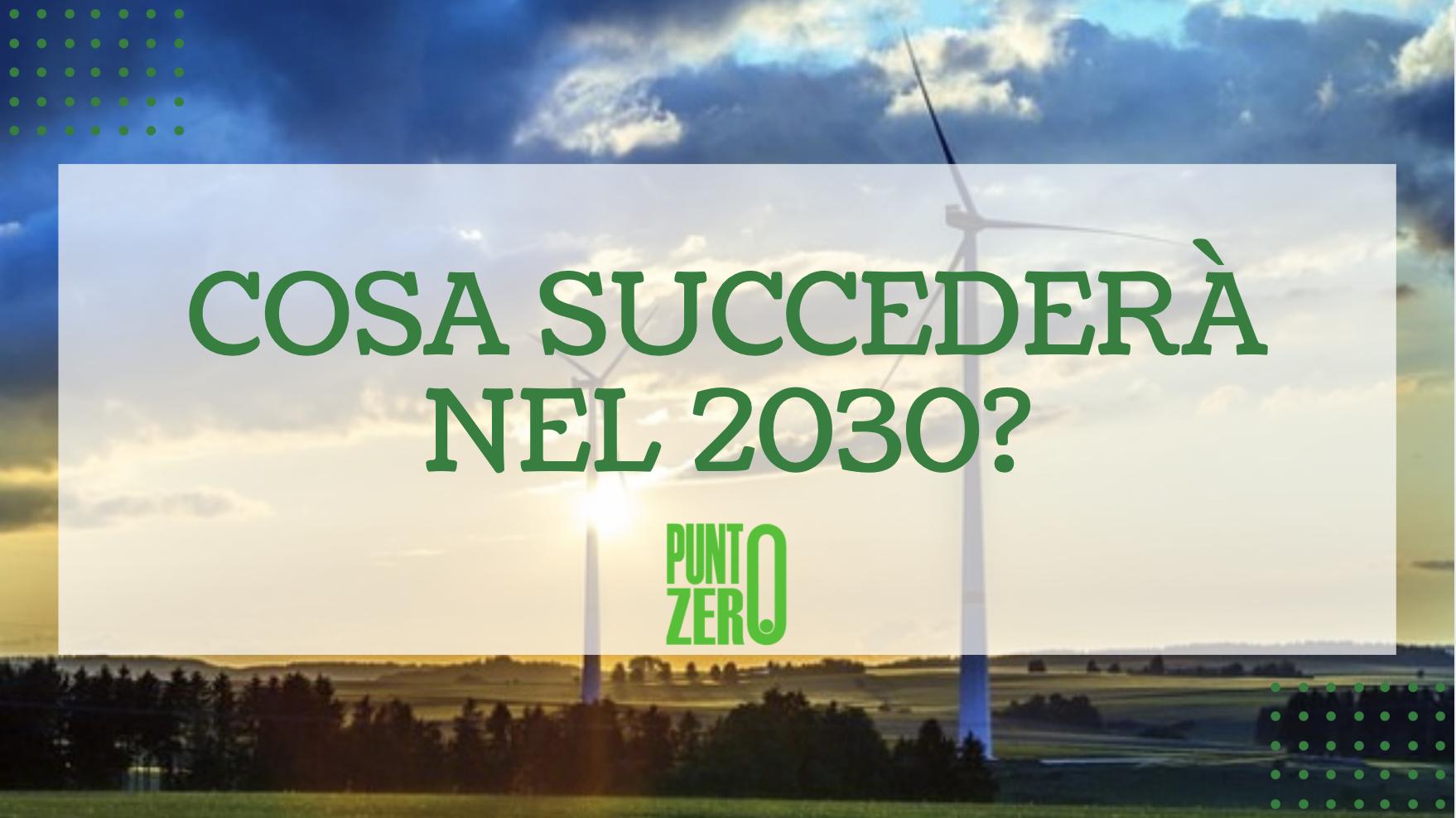 2030 cosa succederà - inquinamento